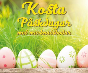 Kosta Påskdagar 7 - 11 april